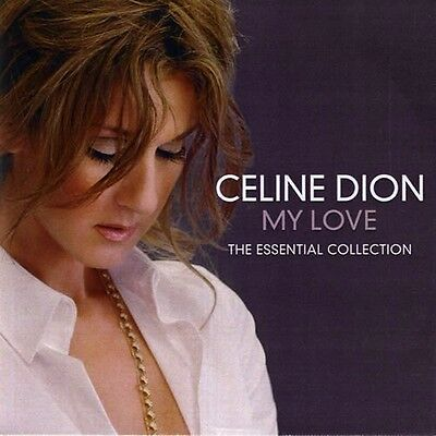 CELINE DION - MY LOVE THE ESSENTIAL COLLECTION - GREATEST HITS CD ALBUMn