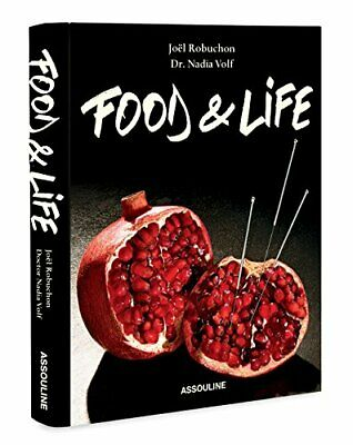 NEW - Joel Robuchon: Food and Life (Connoisseur)