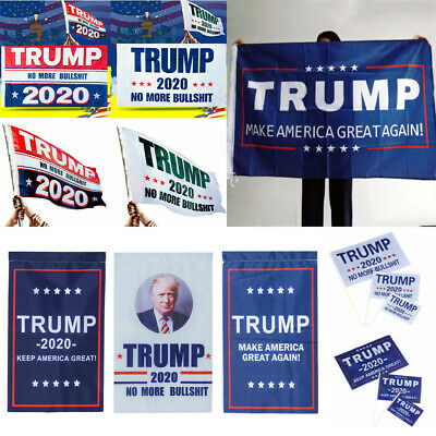 NEW Trump 2020 Keep America Great President MAGA Make America Great 3x5 Ft Flag