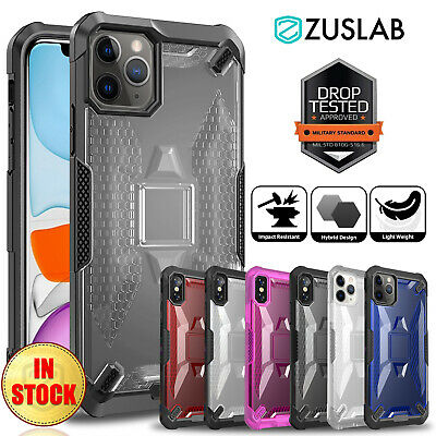 iPhone X XS MAX XR Case Cover, Heavy Duty Shockproof Slim Clear Protection Case