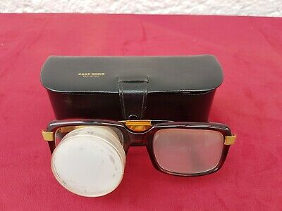 Alte Carl Zeiss West Germany Lupenbrille Fernrohrbrille Lupe Brille antik