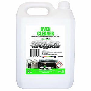 Oven Cleaner 5ltr - Single - Oven Cleaner for Commercial Kitchens