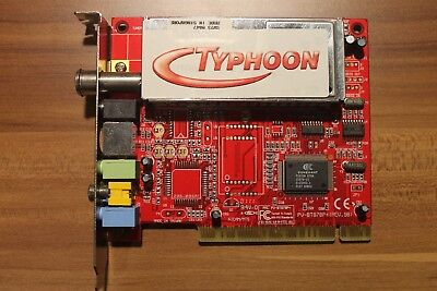 DRIVERS FOR ANUBIS TYPHOON TV TUNER