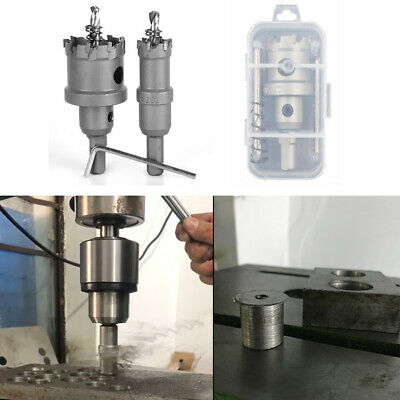 Astuce de carbure utile TCT Drill Bit Hole Saw Stainless Steel Alloy Tools