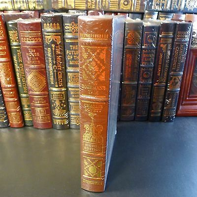 Easton Press THE BOOKMAN'S TALE, Charlie Lovett, Signed, NEW/SEALED, Literature