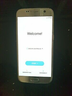 USED: Samsung Galaxy S7 edge - 32GB - Silver Smartphone