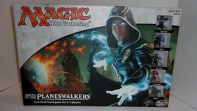 Magic The Gathering Arena of the Planeswalkers Tactical Board Game