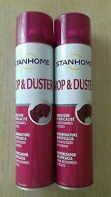Stanhome Set Due : Mop & Duster (Elimina Polvere A Secco)