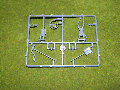 Gripping Beast 28Mm Scale Late Roman Infantry Command Sprue