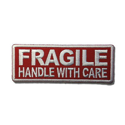 Fragile Patch Fragile Handle With Care Patch Chronic Illness Spoonie Patch