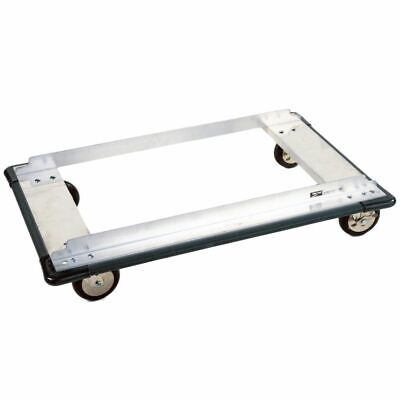 "Metro D55LN Super Erecta Aluminum 24"" x 48"" Stock Truck Dolly"