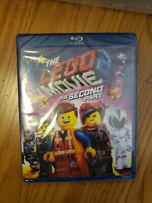 THE LEGO MOVIE SECOND PART (Blu-ray + DVD + Digital)