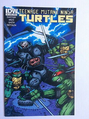 Teenage Mutant Ninja Turtles 44 IDW Comics cover B 2015 Death of Donatello