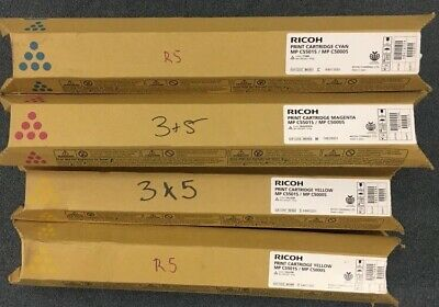 MPC 3501S/3300S Yellow Toner NEW