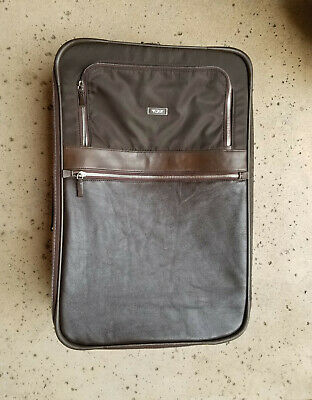 """Tumi 'Voyageur Ravello' Expandable 22"""" Carry On Suitcase Brown 48722B MSRP $645"""