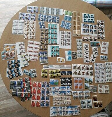 Stamp Collection Decimal GB Royal Mail