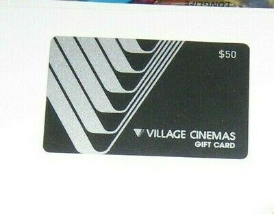 Village Cinemas Gift Voucher Gold Class Unwanted Gift Expires September 2019
