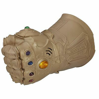"MARVEL Infinity War ""Thanos"" Infinity Gauntlet Electronic Fist - FREE SHIPPING"