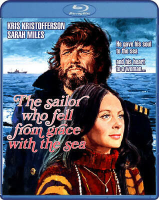 The Sailor Who Fell From Grace With the Sea BLU-RAY NEW