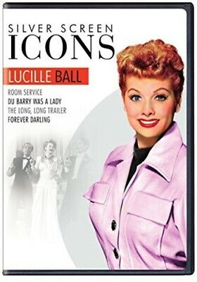 Silver Screen Icons: Lucille Ball (2 Disc) DVD NEW