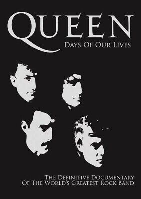 Queen: Days of Our Lives DVD NEW