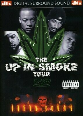 The Up in Smoke Tour DVD NEW