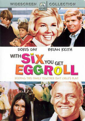 With Six You Get Eggroll DVD NEW