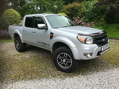 2011 Ford Ranger 2.5TDCi 4x4 XLT Double Cab Pickup Full Leather One Owner NO VAT