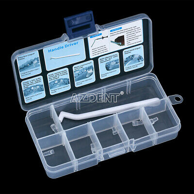 K5-LED Dental Ultrasonic Scaler Piezo & Fiber Optic Handpiece Fit DTE SATELEC