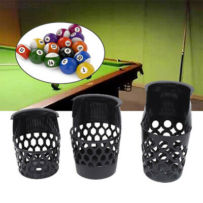 044E Plastic Web Billiards Ball Drop Pockets Pool Game Table Liners Accessory