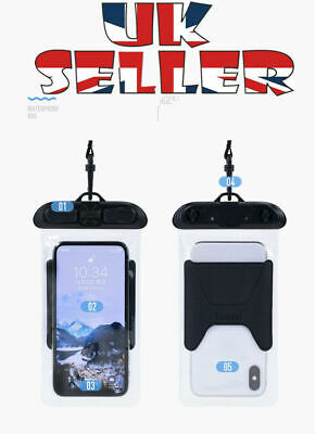 Holiday Underwater Waterproof Case Dry Bags Pouch for All Universal Mobile Phone