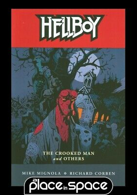 Hellboy Vol 10 Crooked Man & Others - Softcover