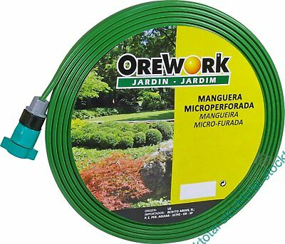 MANGUERA OREWORK MULTIPERFORADA 15 mt	 355509 BA