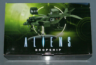 Eaglemoss Aliens UD-4L Cheyenne Dropship –Neu –Limited Edition __Alien