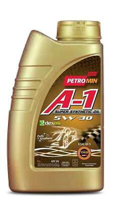 Petromin A-1 Super Synthetic Oil 5W30 SN, 1 Liter