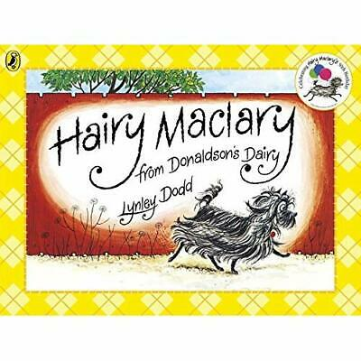 Hairy Maclary from Donaldson's Dairy - Paperback NEW Dodd, Lynley 2013-07-04