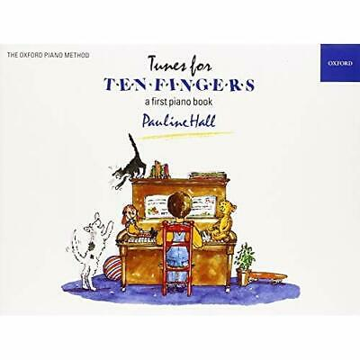 Tunes for Ten Fingers - Paperback NEW Hall 1992-09-10