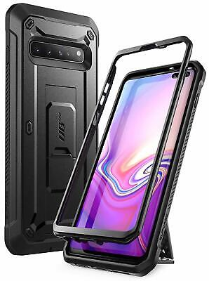 For Samsung Galaxy S10 5G Case, SUPCASE [UB PRO]Full-Body Rugged Kickstand Cover