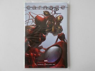 Marvel Exklusiv 96. CARNAGE - Familienfehde. Softcover, Panini Comics. Z. 0-1