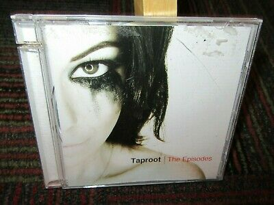Taproot: The Episodes Music Cd, 10 Great Tracks, Victory Records, Guc