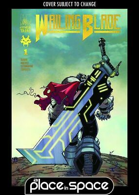 Wailing Blade #1B - Gold Foil Logo Day Cover (Wk22)