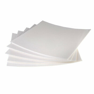 Major Brushes Craft Foam Sheets 300 x 300mm (Pack of 25)