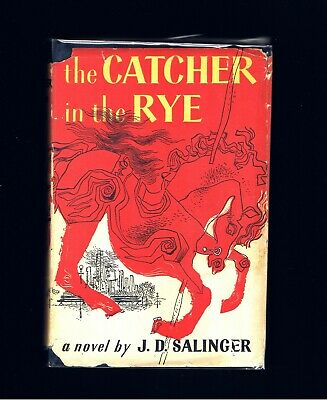 The Catcher in the Rye by J.D Salinger Brand New Hardcover Classic Gift Edition
