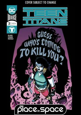 Teen Titans, Vol. 6 #31A (Wk25)