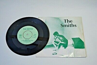"""The Smiths William It Was Really Nothing RT166 Vinyl Record 7"""" Single Morrissey"""
