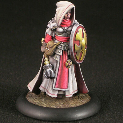 Reaper Dungeon Dweller 07023 Ailene Female Cleric Paladin Warpriest Holy Fighter