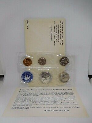 1965 US Silver Special Mint Set