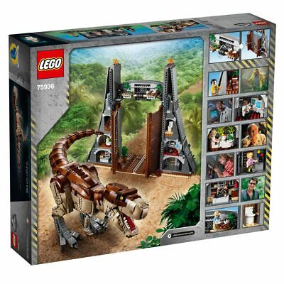 LEGO Exclusive Jurassic World 75936 XXXL Dinosaurier 3120 Teile