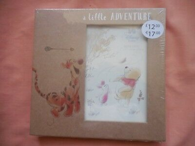 Boots New And Sealed Disney Tigger 6 X 4 Photo Frame Free Postage