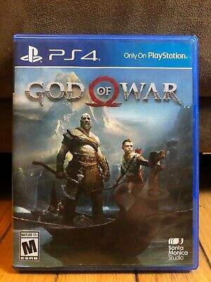 God of War - Sony PlayStation 4 PS4